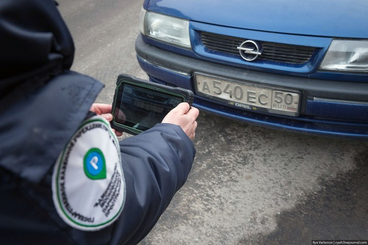 Московская парковочная инспекция в деле (3)
