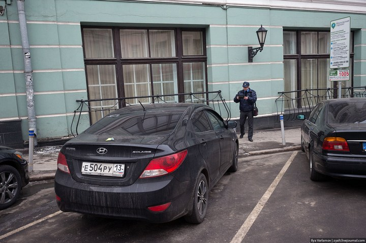 Московская парковочная инспекция в деле (9)