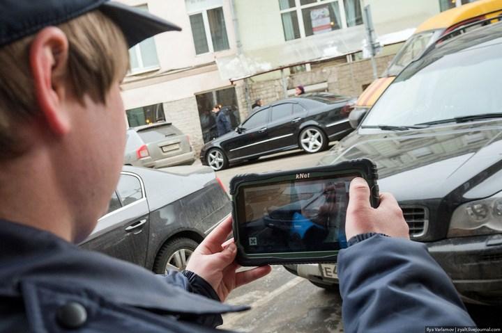 Московская парковочная инспекция в деле (12)