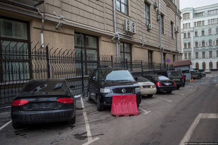 Московская парковочная инспекция в деле (13)