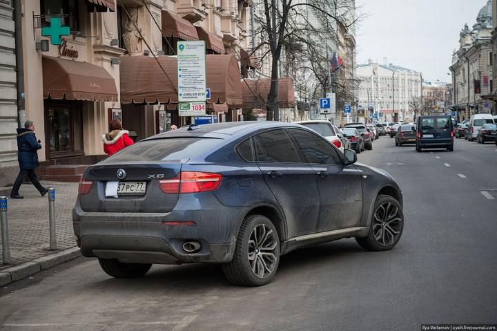 Московская парковочная инспекция в деле (17)