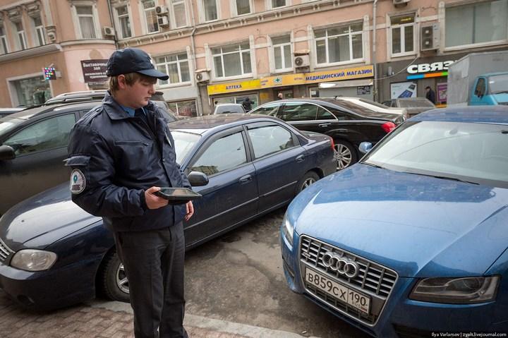 Московская парковочная инспекция в деле (19)