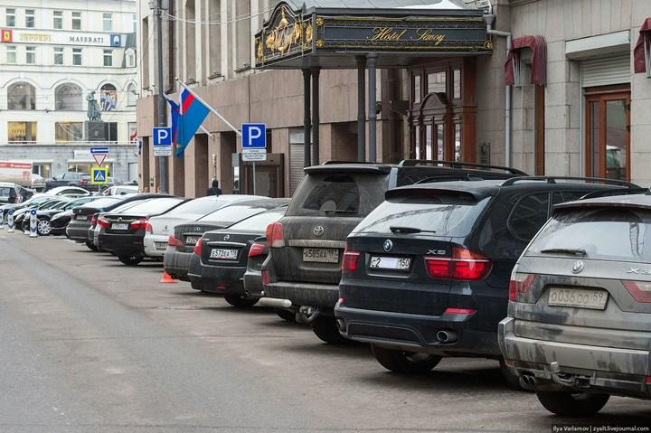 Московская парковочная инспекция в деле (23)