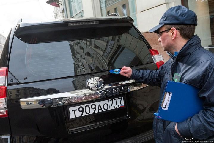 Московская парковочная инспекция в деле (26)