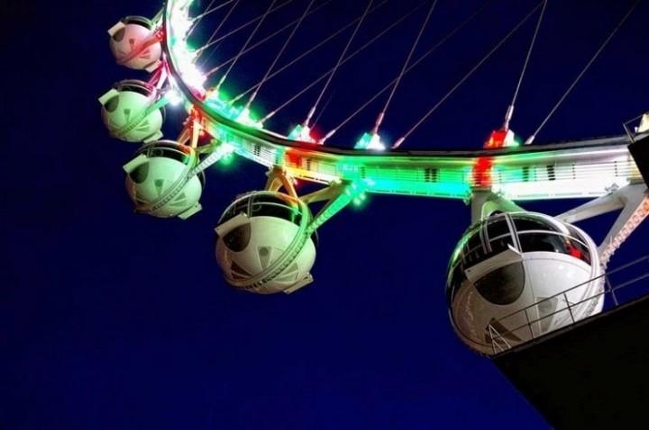 Самое высокое колесо обозрения в мире (6)