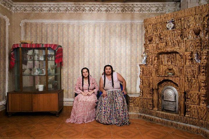 Как живут цыгане или интерьеры цыганских домов (1)