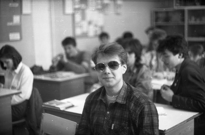 Ностальгия. Школа № 205, 1991 год (3)
