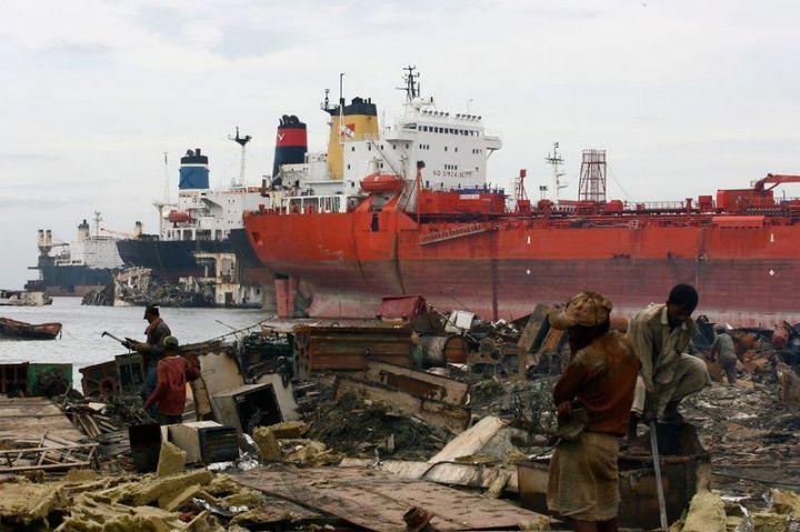 Где и как умирают корабли (3)
