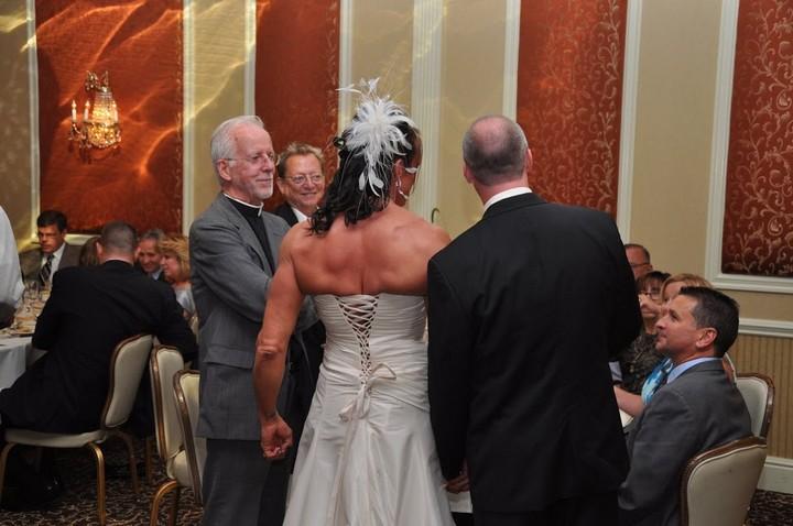 Свадьба бодибилдерши из Германии Gabrielle Hames (4)