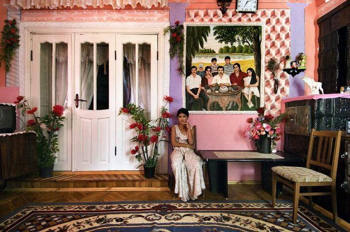 Как живут цыгане или интерьеры цыганских домов (8)