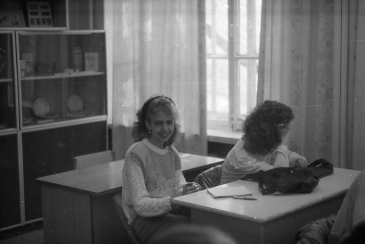 Ностальгия. Школа № 205, 1991 год (8)