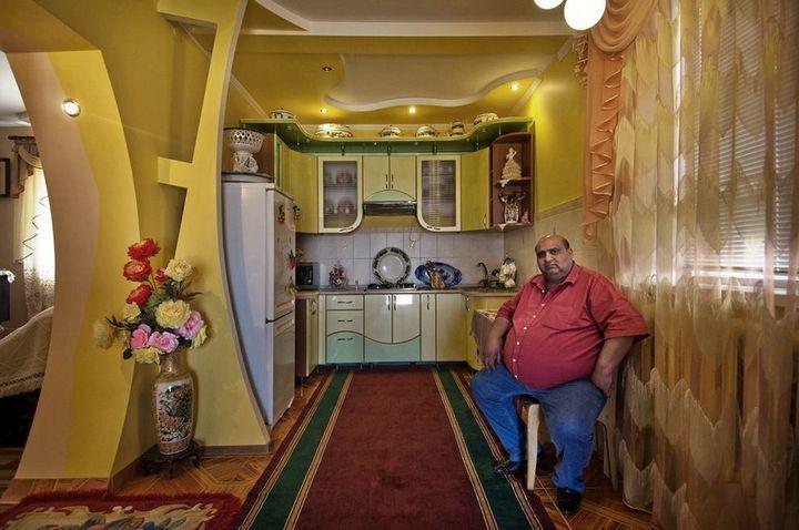 Как живут цыгане или интерьеры цыганских домов (6)