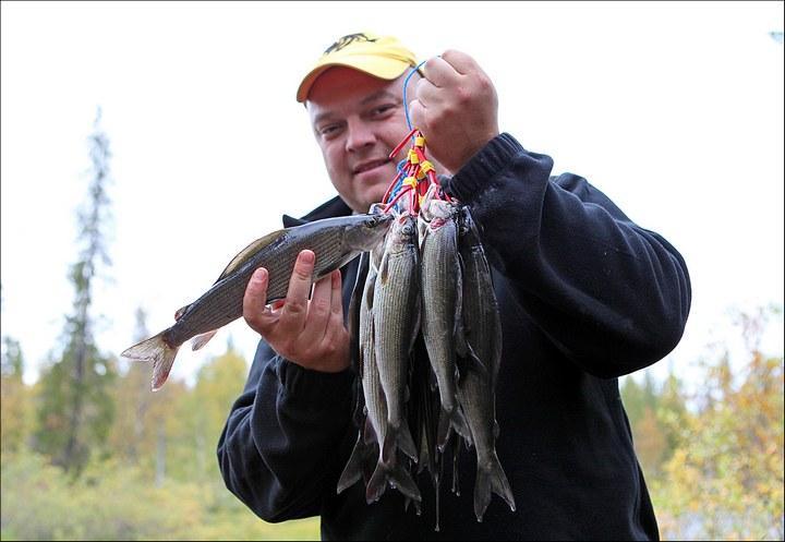 Отличная рыбалка с душевными фотографиями (10)