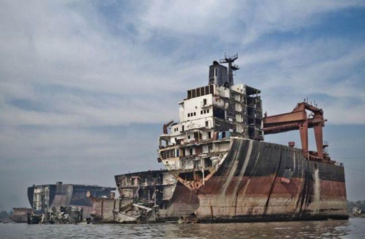 Где и как умирают корабли (10)