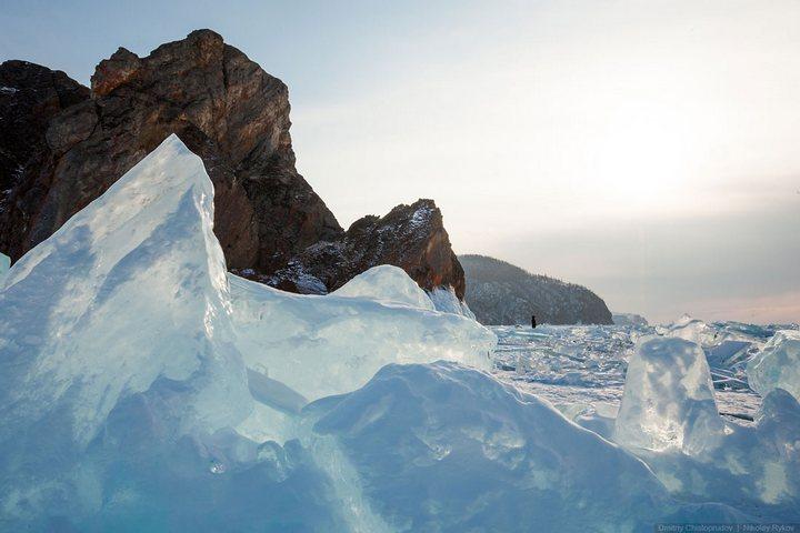 Красивые фотографии озера Байкал (17)