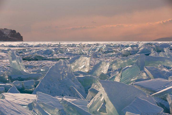 Красивые фотографии озера Байкал (13)