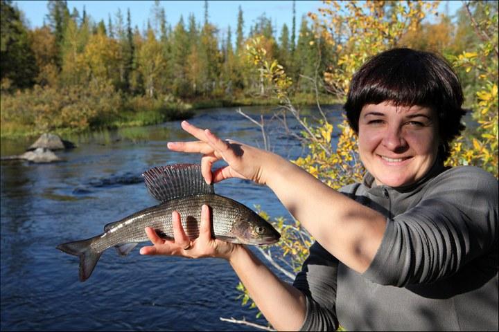 Отличная рыбалка с душевными фотографиями (16)