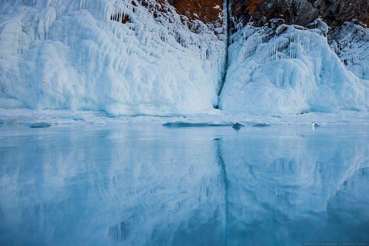 Красивые фотографии озера Байкал (5)
