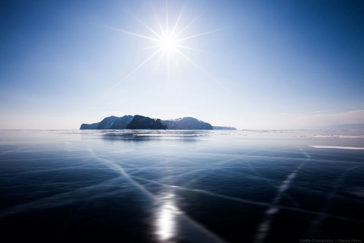 Красивые фотографии озера Байкал (2)