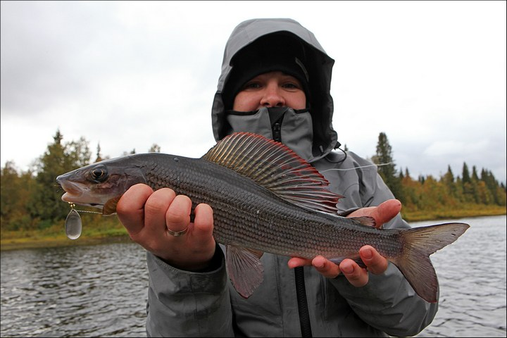 Отличная рыбалка с душевными фотографиями (48)