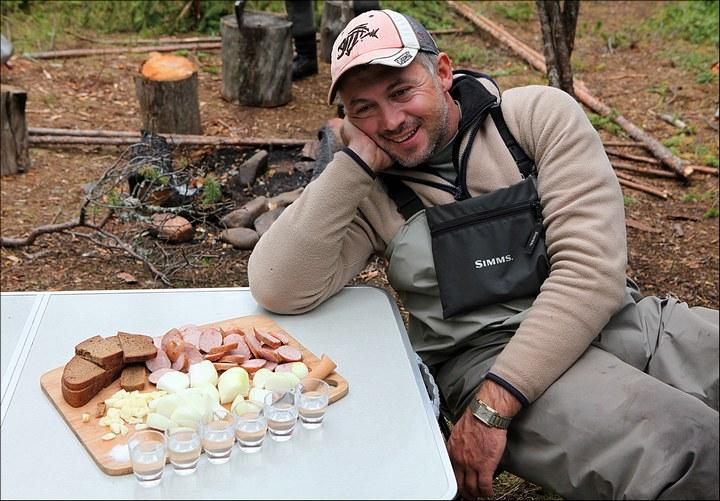 Отличная рыбалка с душевными фотографиями (49)