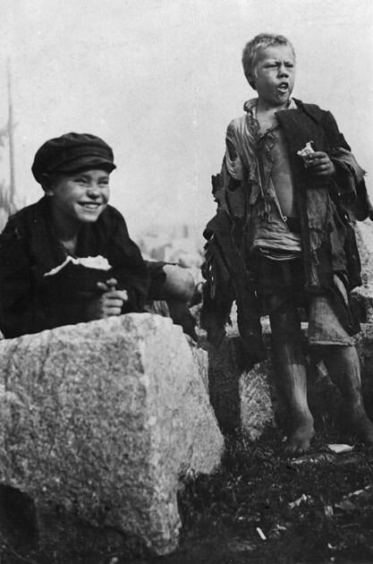 Беспризорники в России 1920-х годов (2)