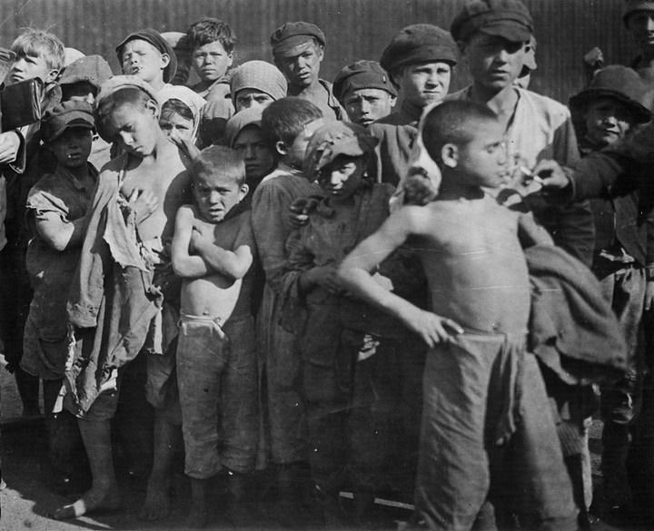 Беспризорники в России 1920-х годов (6)