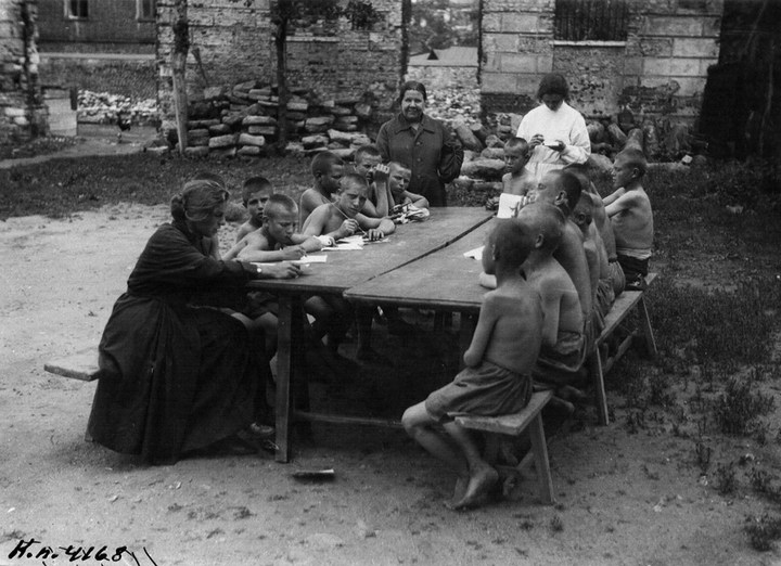Беспризорники в России 1920-х годов (10)