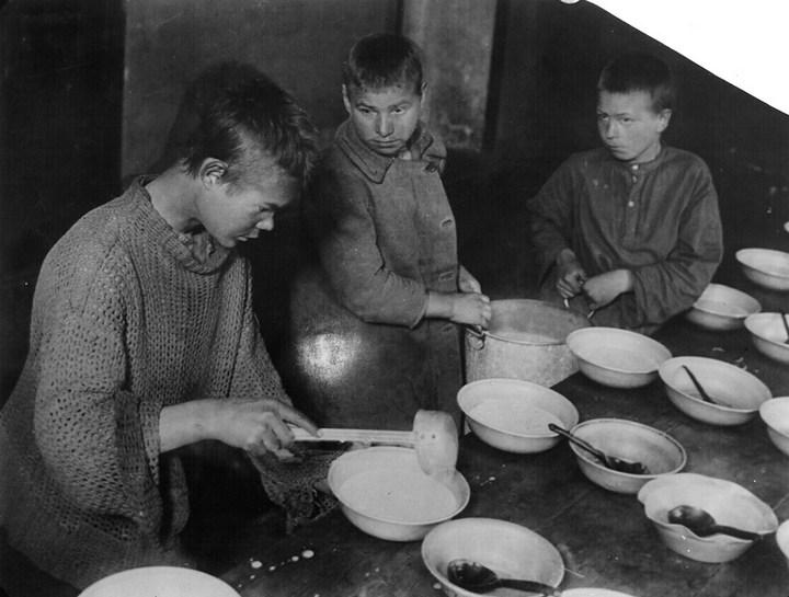 Беспризорники в России 1920-х годов (11)