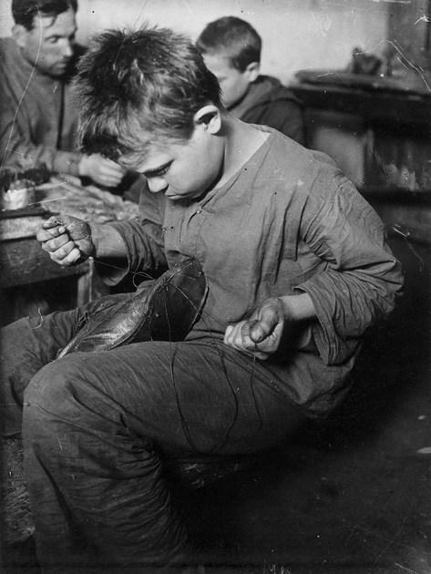 Беспризорники в России 1920-х годов (16)