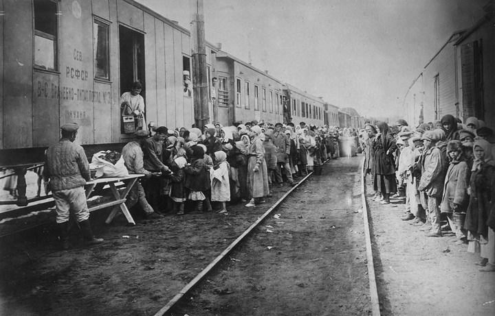 Беспризорники в России 1920-х годов (18)