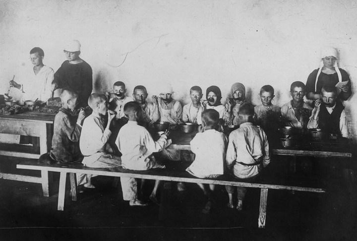 Беспризорники в России 1920-х годов (19)