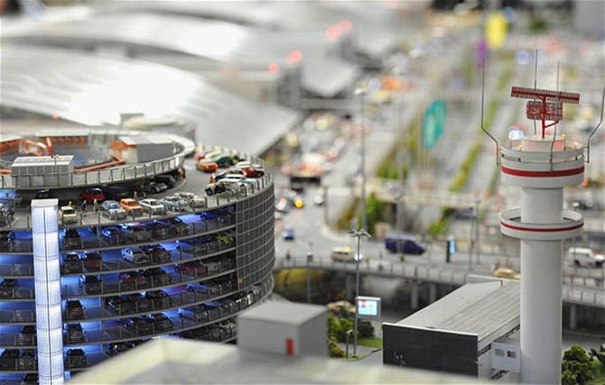 Самая большая модель аэропорта в мире (9)