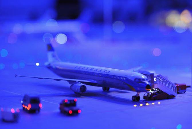 Самая большая модель аэропорта в мире (13)