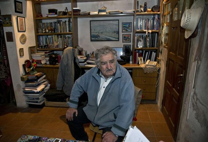 Как живет президент Уругвая (3)