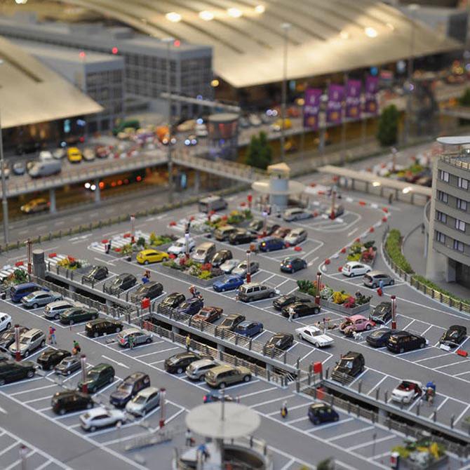 Самая большая модель аэропорта в мире (3)