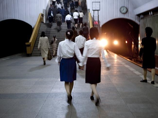 Запрещенные фотографии Северной Кореи (3)