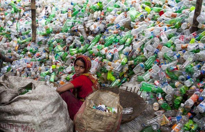 Как делают воздушные шары, Детский труд в Индии (4)