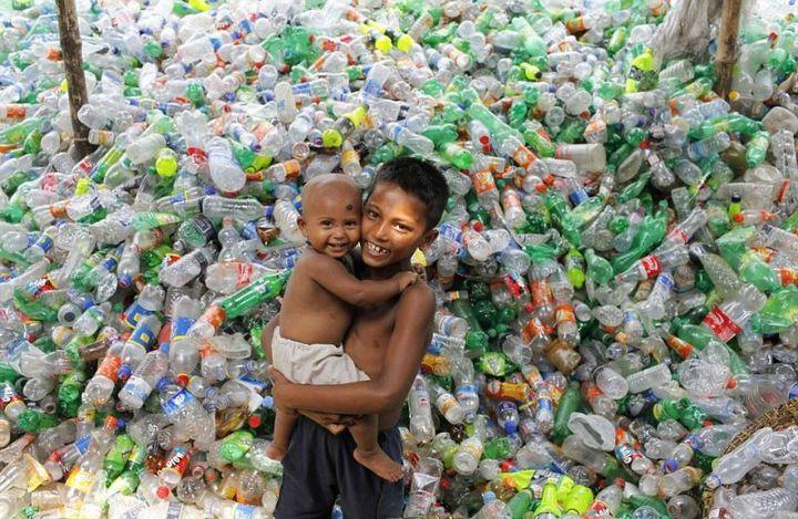 Как делают воздушные шары, Детский труд в Индии (14)