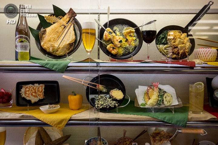 Аппетитно, но несъедобно, виниловая еда (1)