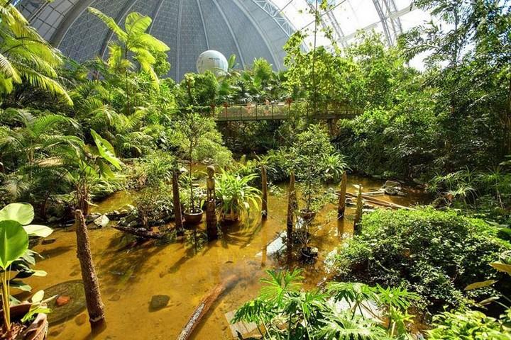 Искусственные «Тропические острова» в Германии (8)