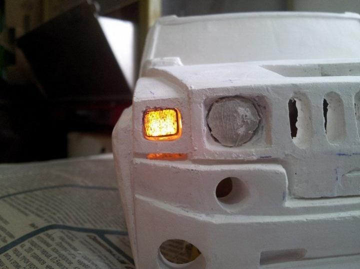 Модели Hummer своими руками (24)