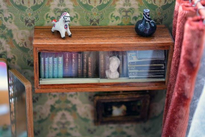 миниатюрная копия комнаты с мебелью (13)