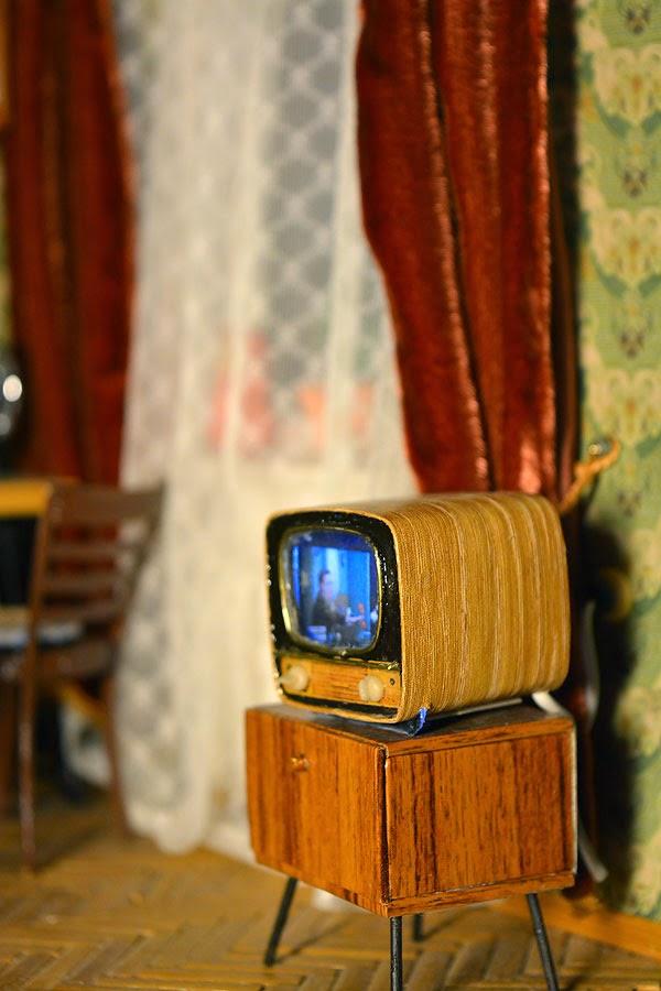 миниатюрная копия комнаты с мебелью (20)