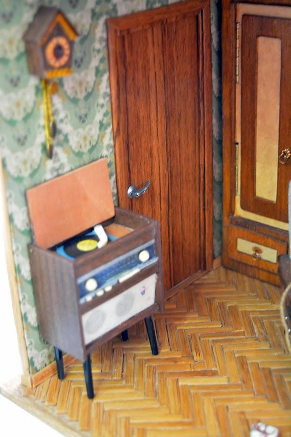 миниатюрная копия комнаты с мебелью (7)