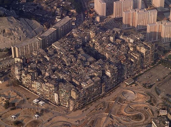 Город тьмы или большой китайский муравейник (1)