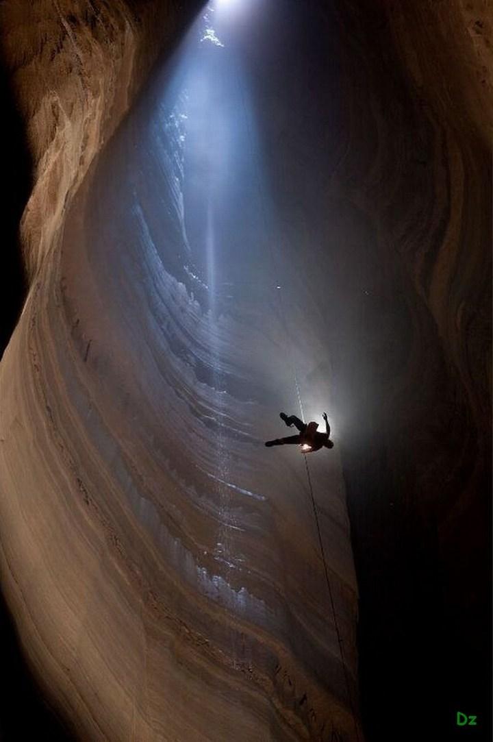 Самая глубокая в мире пещера (1)