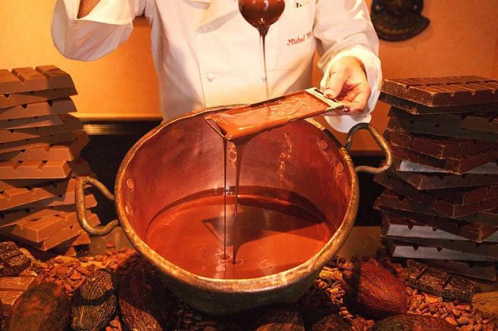Где делают лучший в мире шоколад (1)