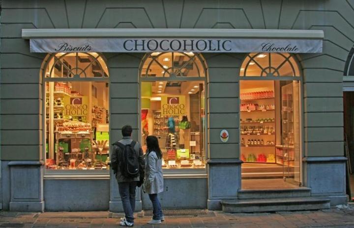 Где делают лучший в мире шоколад (2)