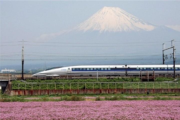 "Японское железнодорожное чудо ""Синкансен"" (2)"